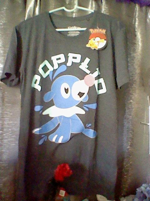 0f75e7bd Popplio Shirt by Sega-Chan on DeviantArt