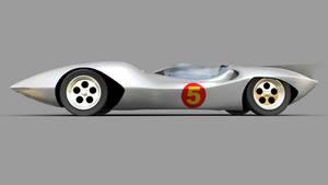 Mach 5 - 02 by peterhirschberg