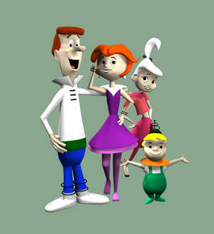 'The Jetsons' Family Picture