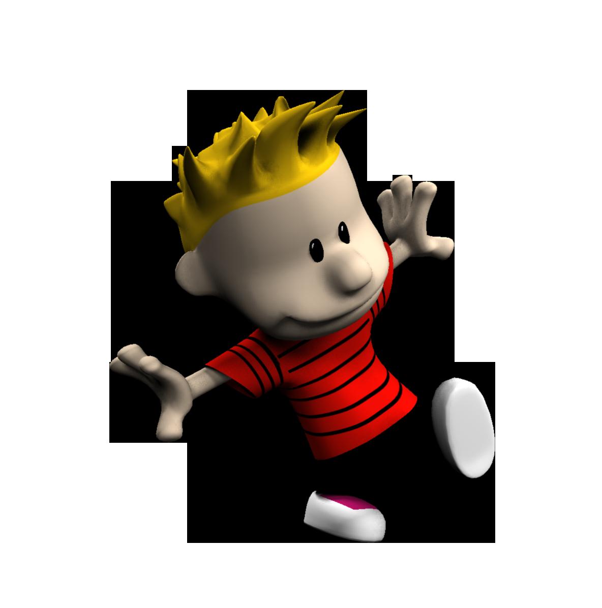 Calvin by peterhirschberg