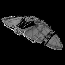 Cylon Raider 22 by peterhirschberg