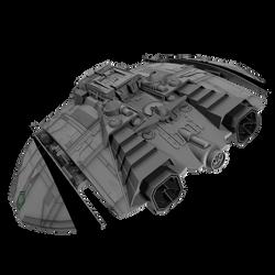 Cylon Raider 21 by peterhirschberg