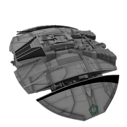 Cylon Raider 20 by peterhirschberg
