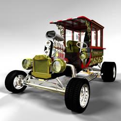 Popcorn Wagon 04