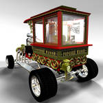Popcorn Wagon 03