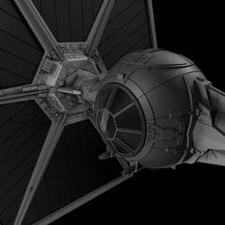 Tie Fighter 04