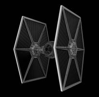 Tie Fighter 03 by peterhirschberg