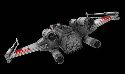X-Wing 04 (Wings Closed)