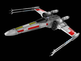 X-Wing 02 (Wings Closed)