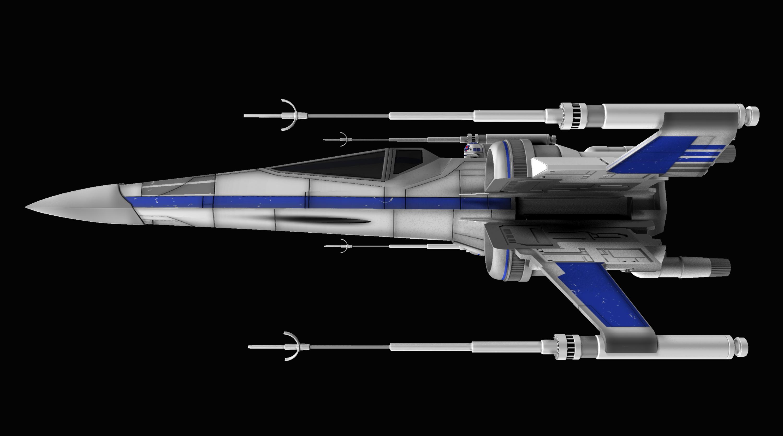New X-Wing 04 by peterhirschberg