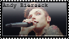 I love Andy Biersack Stamp by matihlda11