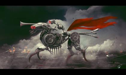 Animatrix Tribute by Shaka-zl