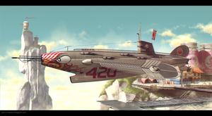 Flying Submarine