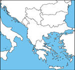 Mapping - Balkans 1912