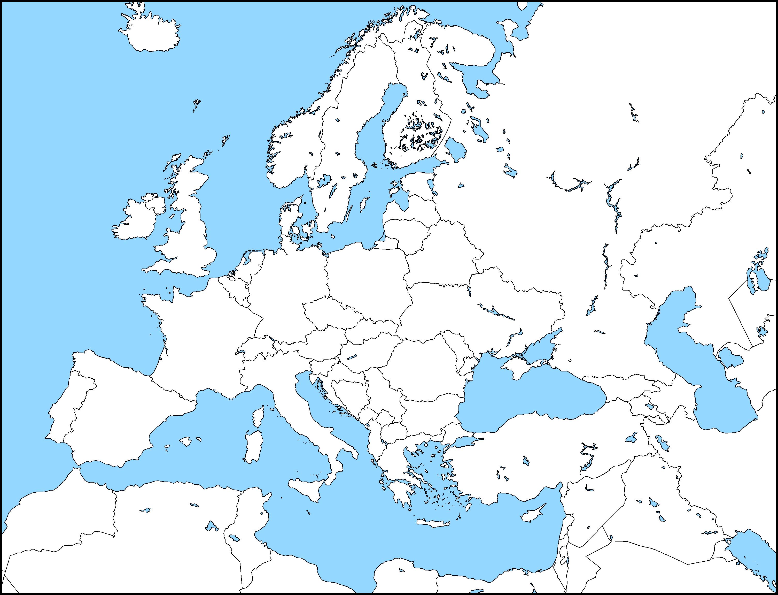 map of europe for mapping Mapping   Modern Europe [HD] by HarryM29 on DeviantArt