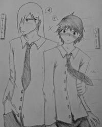 Shugo and itsuki cuteness