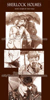 Sherlock shortcomic '07