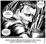 Joker Missed Batman