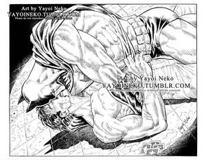 Batman X Joker 2019 pen and ink