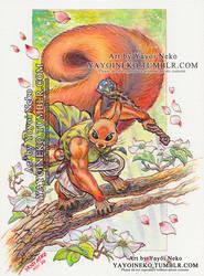squirrel gurl Nov 2020