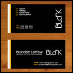 Blank : Business Card