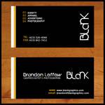 Blank : Business Card