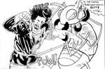 Comic Bug by Ralphious