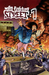 Man Fighting Street 1_Cover