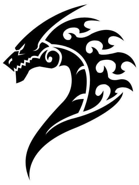 Dragon Profile by Shadow696 on DeviantArt
