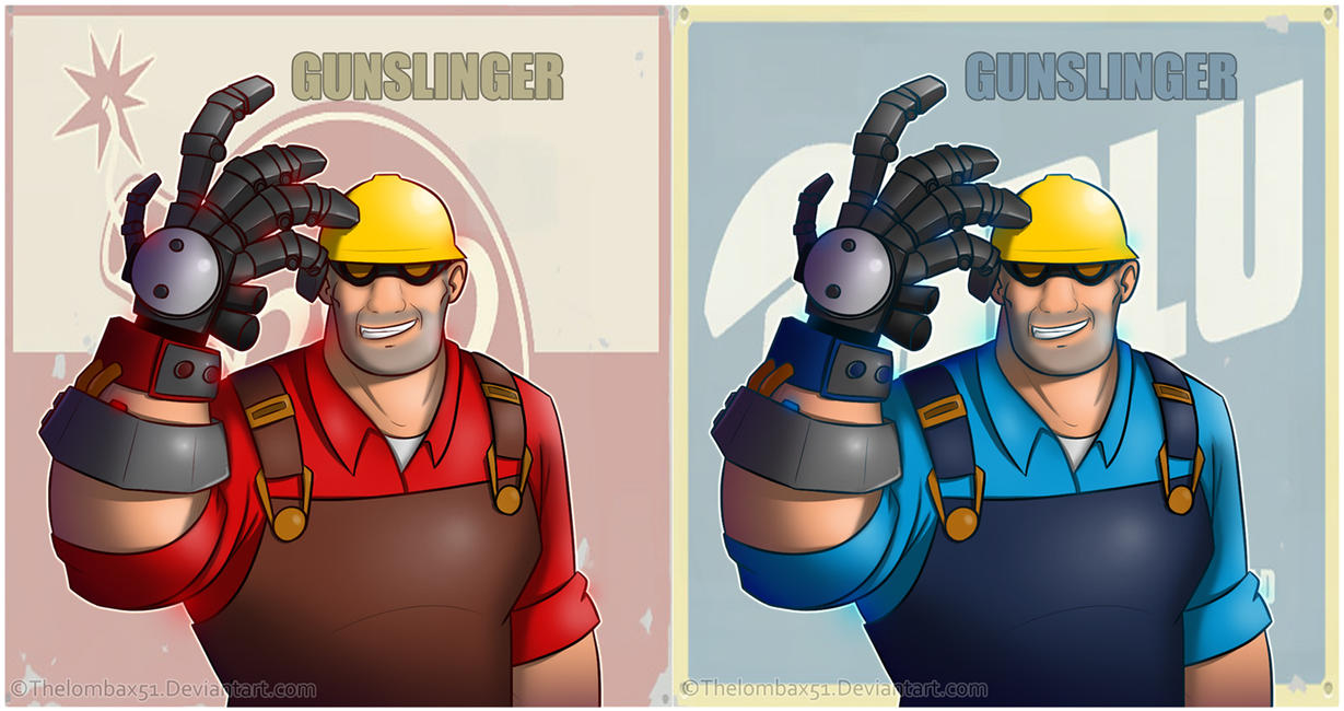 Engineer Team Fortress 2  Villains Wiki  FANDOM