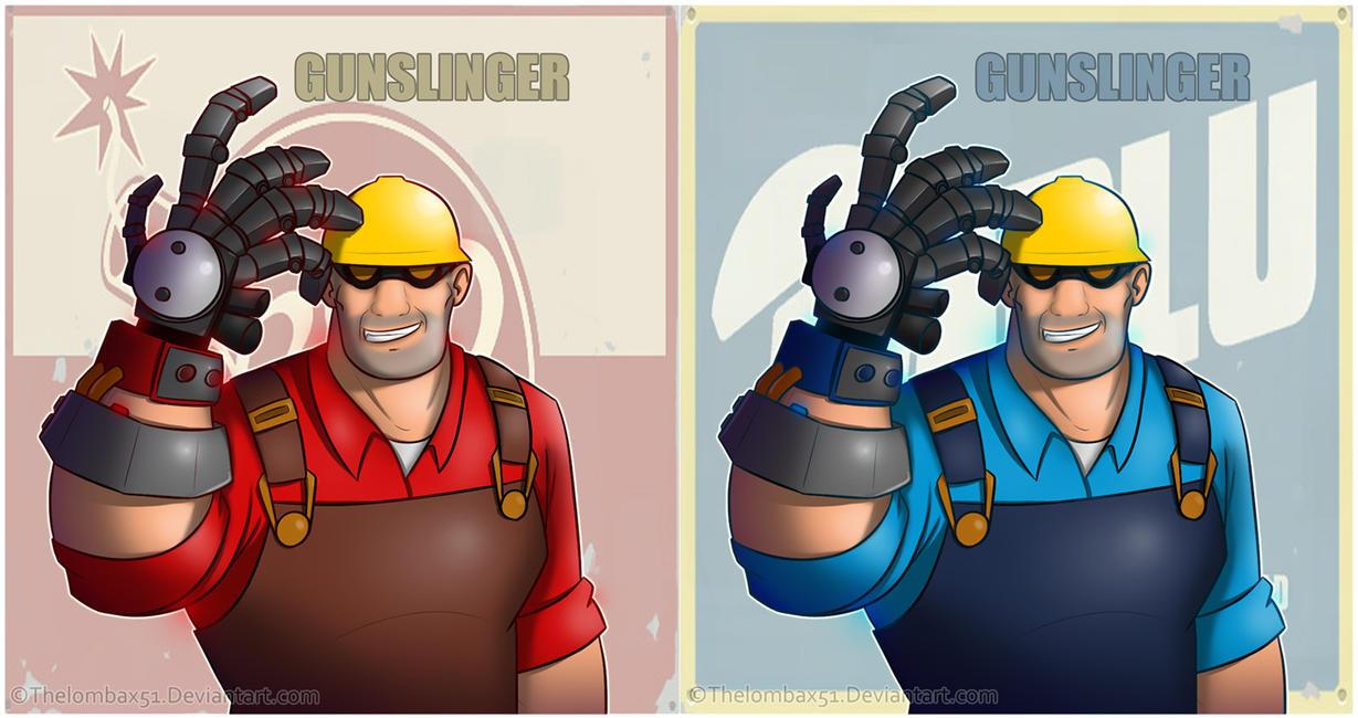 the gunslinger tf2 wwwimgkidcom the image kid has it