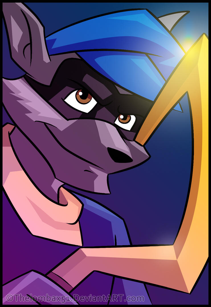 Sly Cooper by RatchetMario