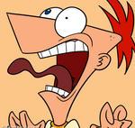 Scream Phineas Animated by RatchetMario