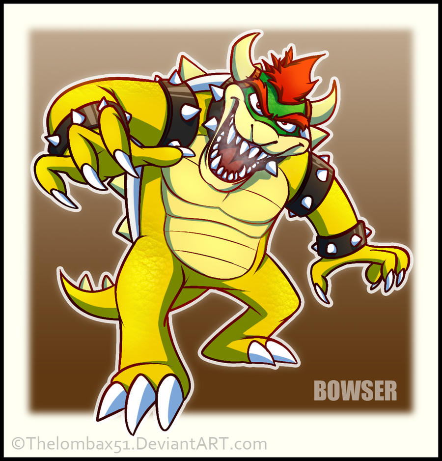 Bowser by RatchetMario