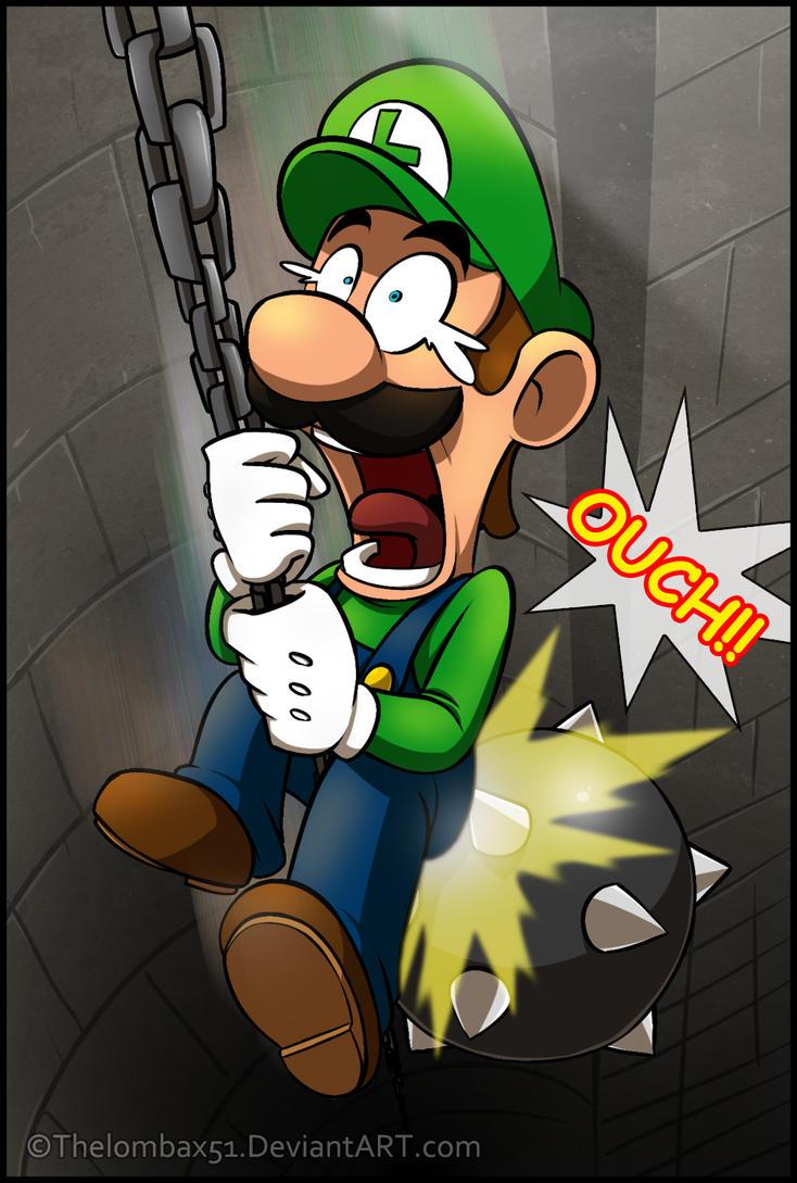 Chain Event - Luigi by RatchetMario