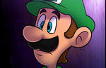 Short Luigi Animated by RatchetMario