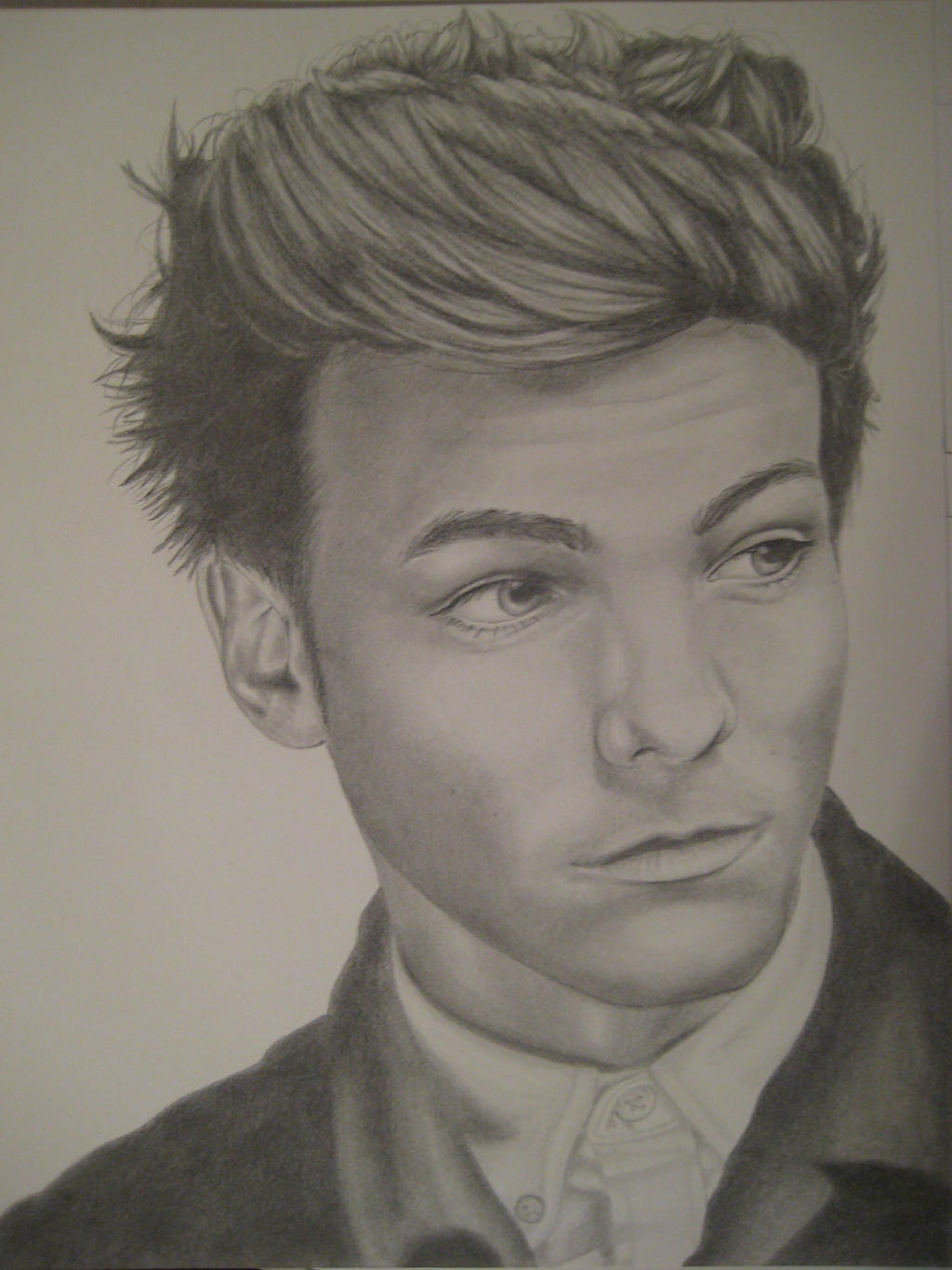 Louis Tomlinson by famedcreation