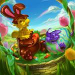 Spring sprung dragons
