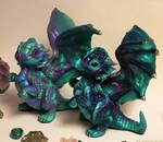 Stardust Dragons