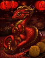 Year Of The Dragon by The-SixthLeafClover