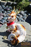 Maneki Neko Lucky Chinese dragon