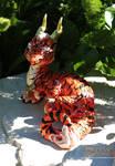 Bengal Tiger Spirit Dragon