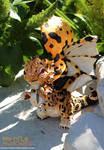 King Cheetah Spirit Hatchling