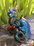 Burmese Green Peacock Dragon