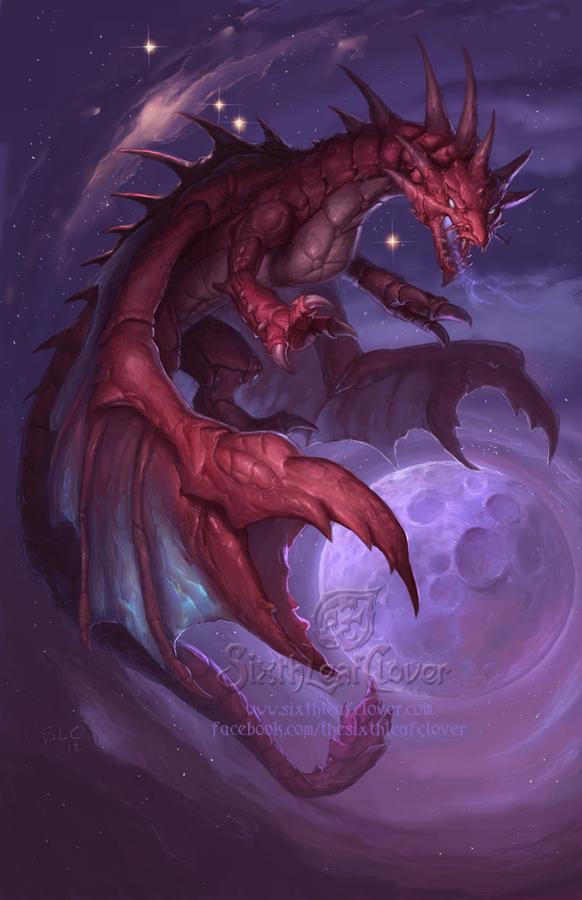 Zodiac  Dragon . Cancer