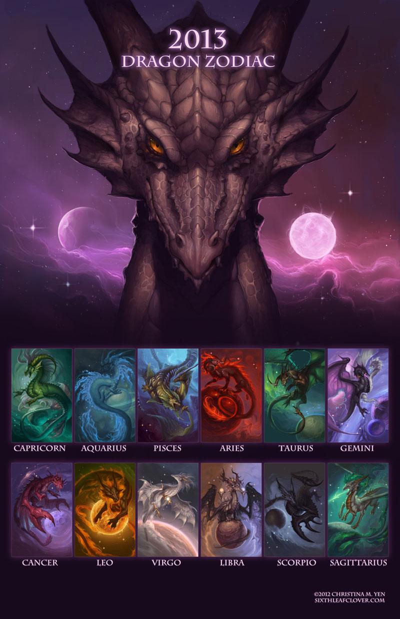 Zodiac Dragon imágenes