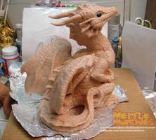 Youthful Dragon Progress and Video