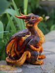 Molten Lava Dragon