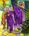 Ultra Violet Velvet
