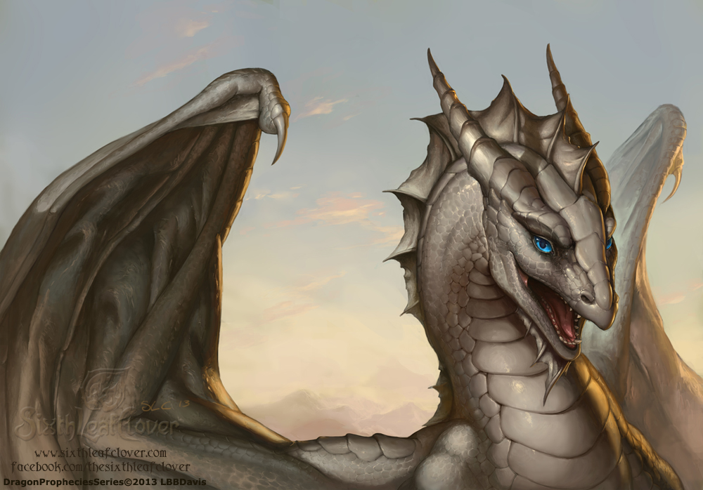 Dragon Prophecies Series One by The-SixthLeafClover